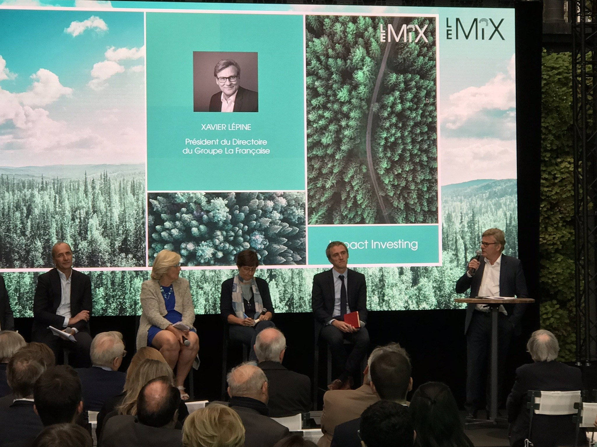 le mix Impact Investing